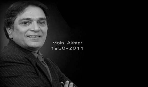 Moin Akhtar is Remembered on the 10th Anniversary of his Death