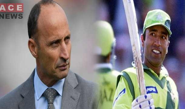 Saeed Anwar was Such an Elegant Player: Nasser Hussain