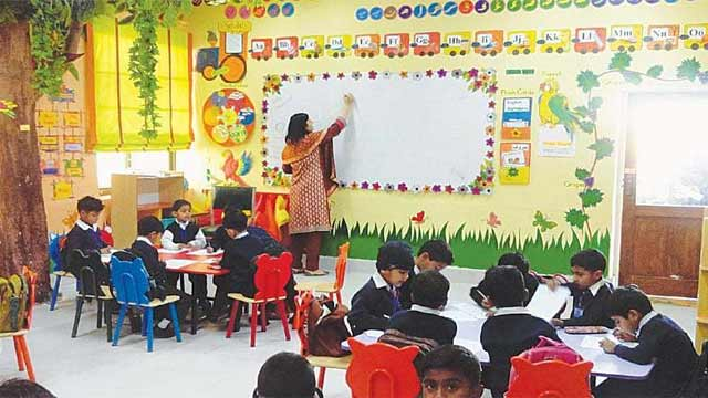 Sindh Govt Issued SOPs for Reopening of Schools