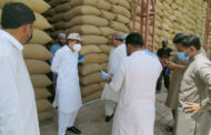 2,000 Wheat Bags Recovered in Dadu
