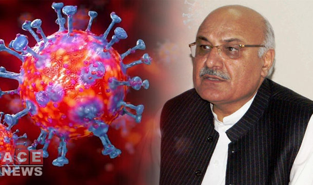 ANP's Mian Iftikhar Hussain Tests Positive for COVID-19
