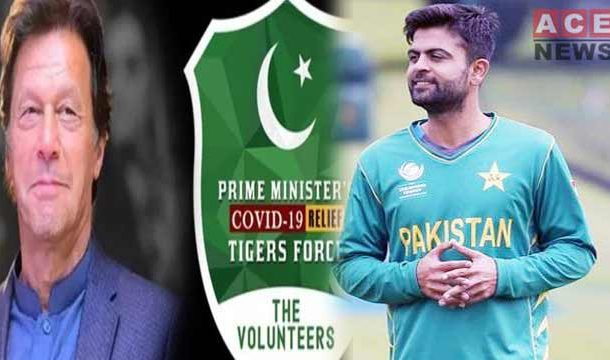 Ahmed Shehzad Becomes a Member of PM Imran Khan's 'Tiger Force'