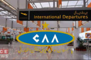 CAA to Take Action Against Airlines over Violating Coronavirus SOPs