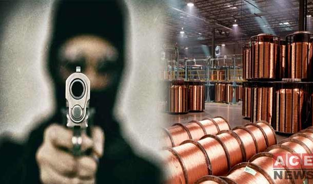 Copper Wire of Worth Millions Robbed in MEPCO