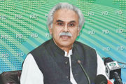 N-95 Mask Only for Frontline Health Workers: Dr. Zafar Mirza