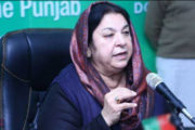 Punjab Approved Sehat Insaf Cards for all Families in Province: Dr Yasmin