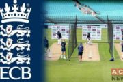 ECB Announces 55 Man Training Group