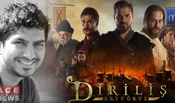 'Ertugrul Ghazi' Crosses 200 Million Views on PTV's YouTube Channel: Riyaad Minty