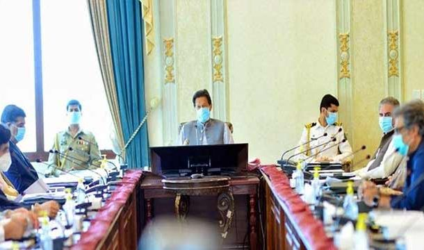 Federal Cabinet Decided to Ease Lockdown