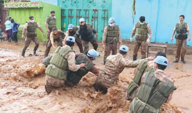 Rescue, Relief Activities in Karachi Continues by Pak-Army: ISPR