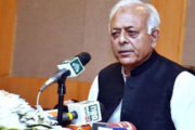 Cleaning the Mess of Previous Govts: Ghulam Sarwar