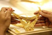 Gold Sold Per Tola at Rs110,500 on 4 December