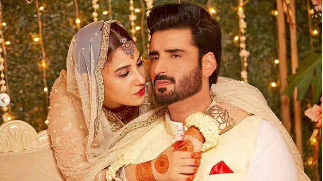 Hina Altaf, Aagha Ali Ties Knot in a Private Ceremony