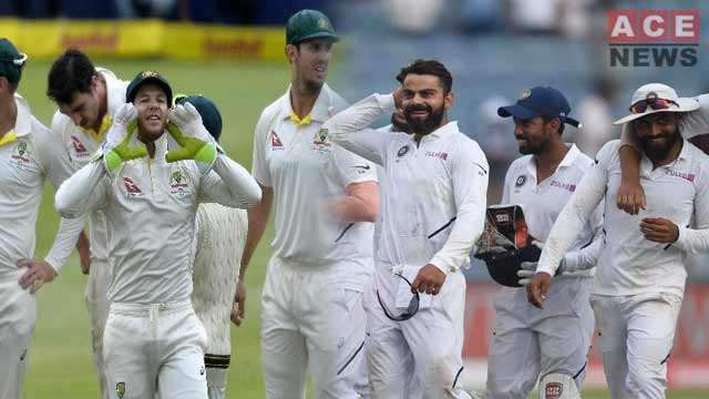India will Play First Away Pink-Ball Test Match in Australia
