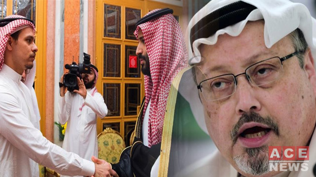 Jamal Khashoggi's Son Says Family 'Forgives' Killers
