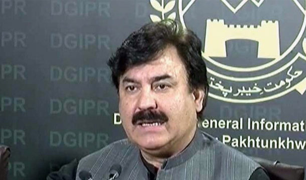 KP Information Minister Says BRT Project Completion Needs Another Month