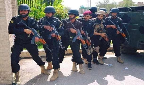 21 Cops Tested Positive for COVID-19 in KPK