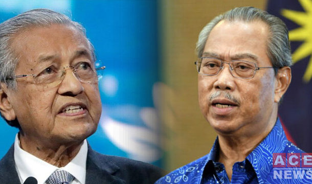 Malaysia's Ruling Party Terminated Membership of his Predecessor Mahathir Mohamad