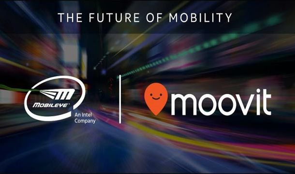Intel Buys $900 Million Moovit Transit Software to Help Grow Robotic Taxis