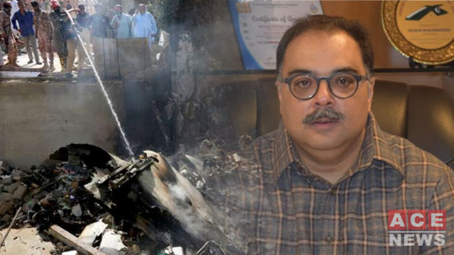PIA Plane Crash: BOP CEO Zafar Masud Miraculously Survives