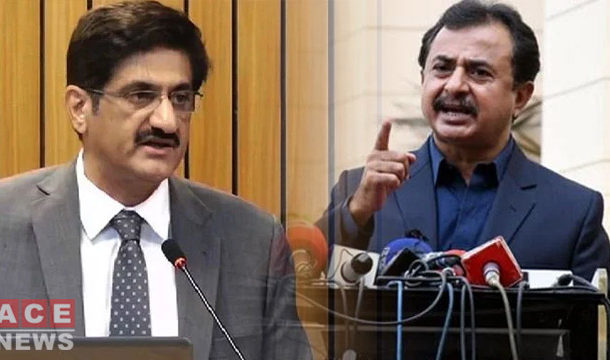 PTI MPA Challenged Sindh CM to Prove Charges Against Him