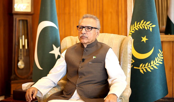 President Arif Alvi given Authority to Sessions Courts to Hear Rape Cases