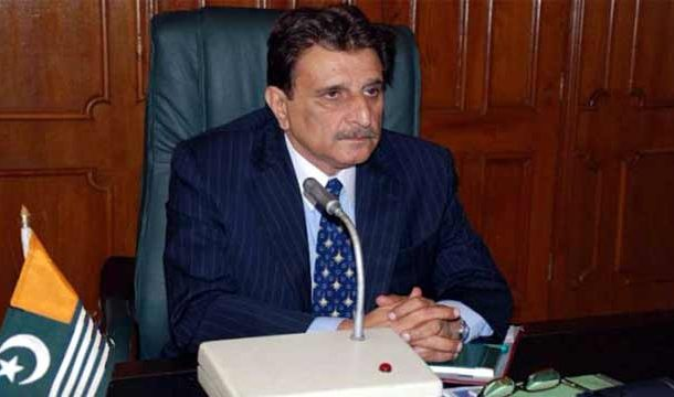 Occupied Kashmir's Steadfastness has Shaken India: PM AJK