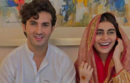 Shahroz Sabzwari Ties Knot with Pakistani Model Sadaf Kanwal
