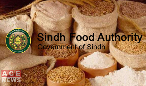 Sindh Food Authority Confiscated 25,000 Wheat Bags from Cotton Factory