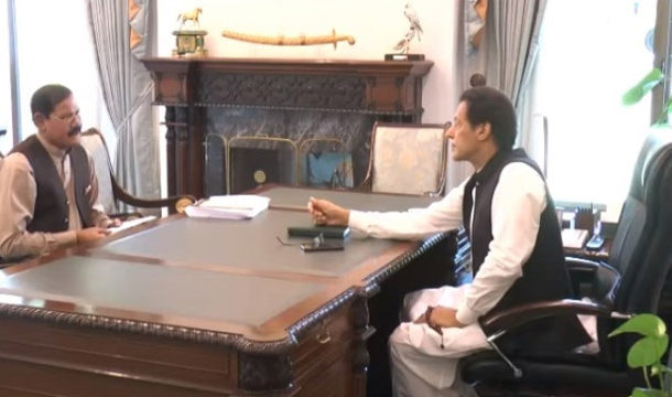 Speaker Pukhtunkhwa Assembly Donates Rs.0.5 Mln to PM's Corona Relief Fund