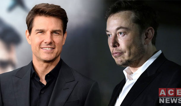 Tom Cruise, Elon Musk Working with NASA to Shoot Movie in Space