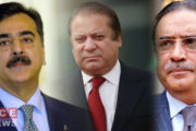 Court Summons Nawaz, Zardari, Gillani in Toshakhana Case Today