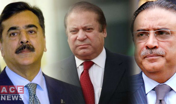 Court to Declare Sharif Fugitive and Issues Arrest Warrants for Zardari