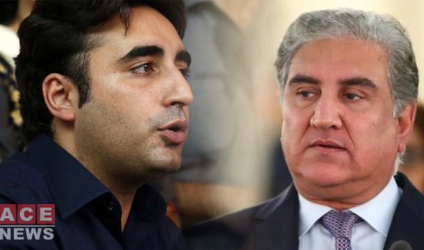 FM Qureshi Either Retract his Statement or Resign: Bilawal