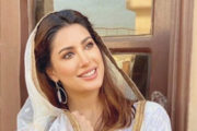 Mehwish Hayat Advocates for Polio Vaccination