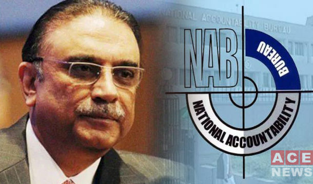 Park Lane Case: AC Deferred the Indictment of Asif Ali Zardari