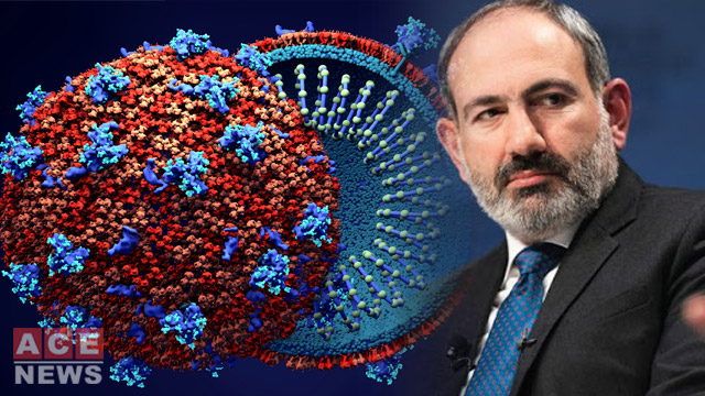 Armenian Prime Minister Tests Positive for COVID-19