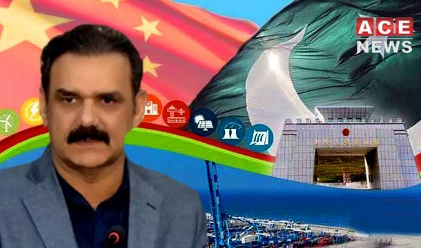 M-8 Project 'a beacon of light' for Impoverished South Balochistan: Asim Bajwa
