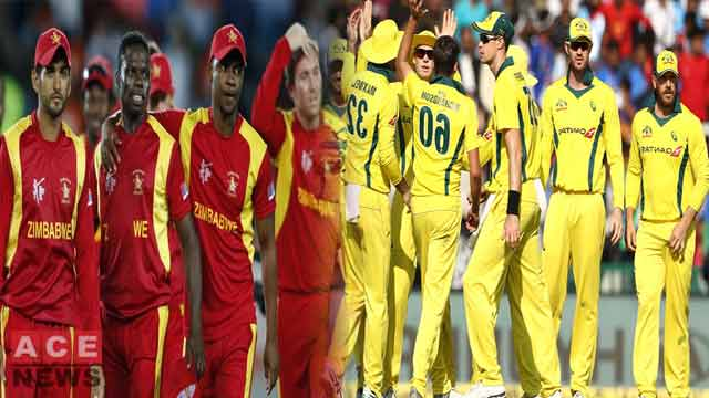 Australia Postpone Zimbabwe ODI Series in August