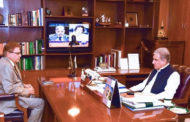 FM Qureshi Called on Afghanistan Ambassador Mohammad Sadiq