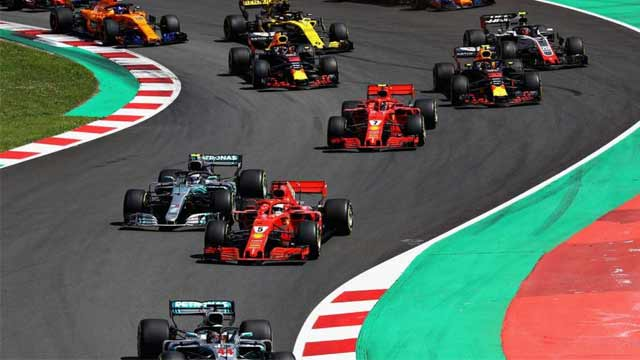 Formula-1 Races to Resume in 1st Week of July