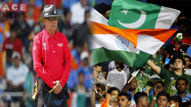 It's Intimidating to Officiate in Indo-Pak Matches: Ian Gould