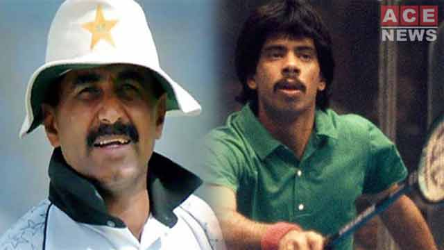 Farhan Saeed Pays Tribute to Pakistan Sporting Legends Jahangir Khan and Javed Miandad