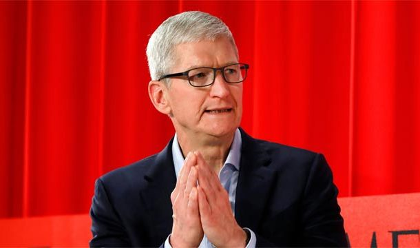 Apple's Tim Cook Says Companies Need to do Something to Combat Racism