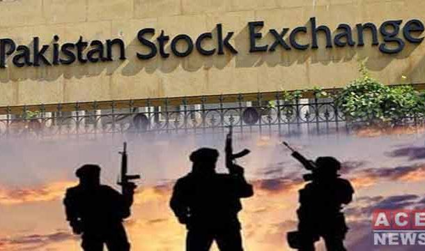 Security Forces Foil Terrorists Attack on Pakistan Stock Exchange