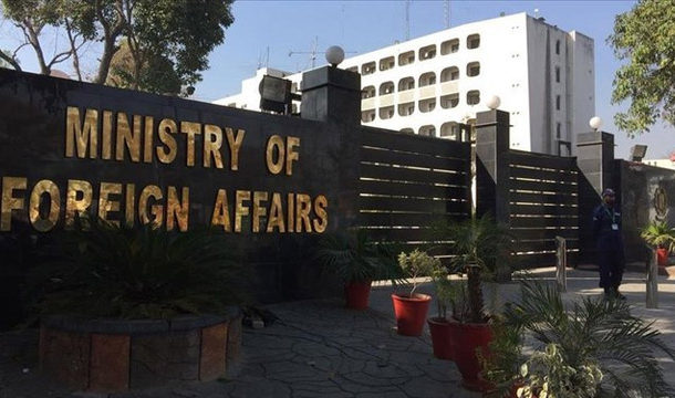 Pakistan Rejects India's Malicious Assertions: FO