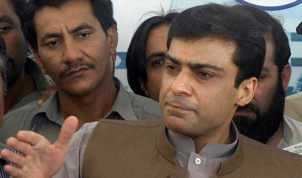 Production Orders issued for Hamza Shahbaz