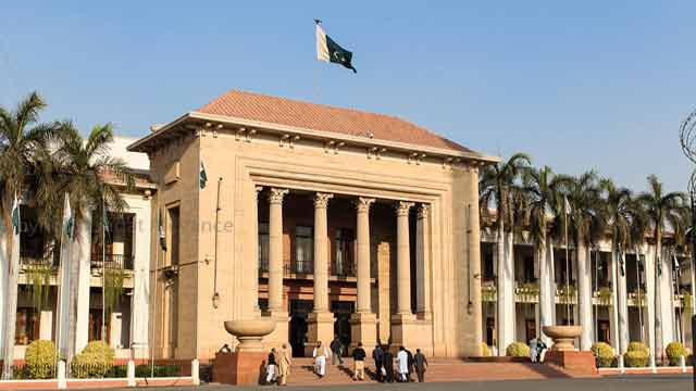 Punjab Assembly Resolution Hails Cops who Thwarted PSX Attack