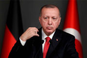 Tayyip Erdogan Orders Foreign Ministry to Expel US and 9 Western Countries Ambassadors