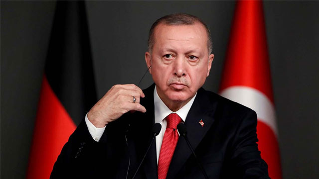Turkish President Warns Armenia to End Occupation of Karabakh